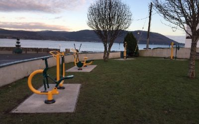 Outdoor gyms: you have seen them, but have you ever used them?